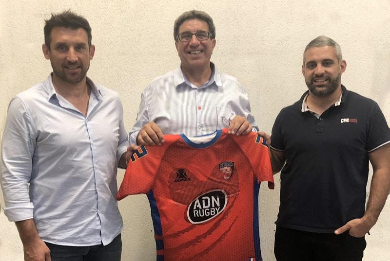 Xavier Montméat rejoint l'ARCOL