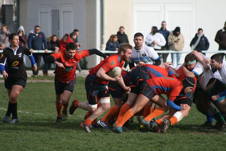 9 février 2020 – Seniors – Une nouvelle victoire pour l'Arcol, par 17 à 27!